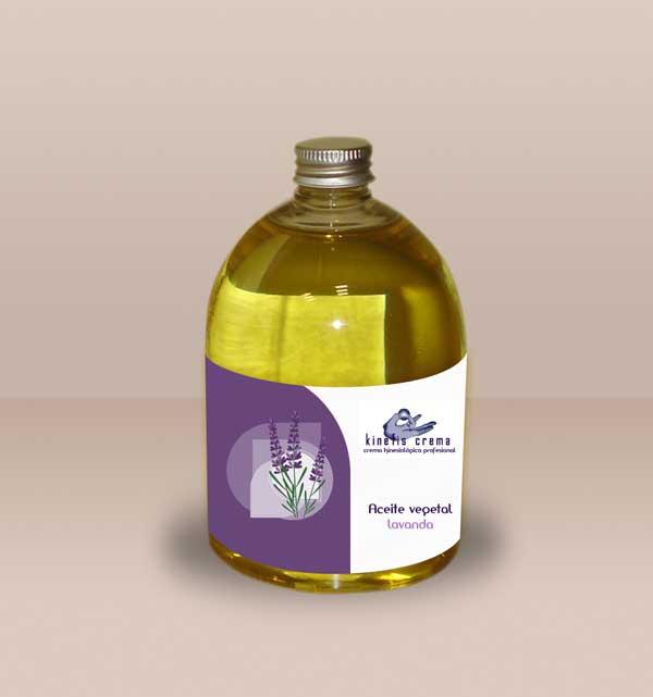 Aceite de Lavanda Kinefis 500ml con dosificador (V1410248)