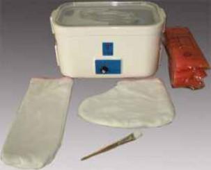 Ba o de parafina profesional 4kg parafina crioterapia - Bano parafina ...