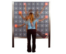 T-Wall: dispositivo de entrenamiento interactivo