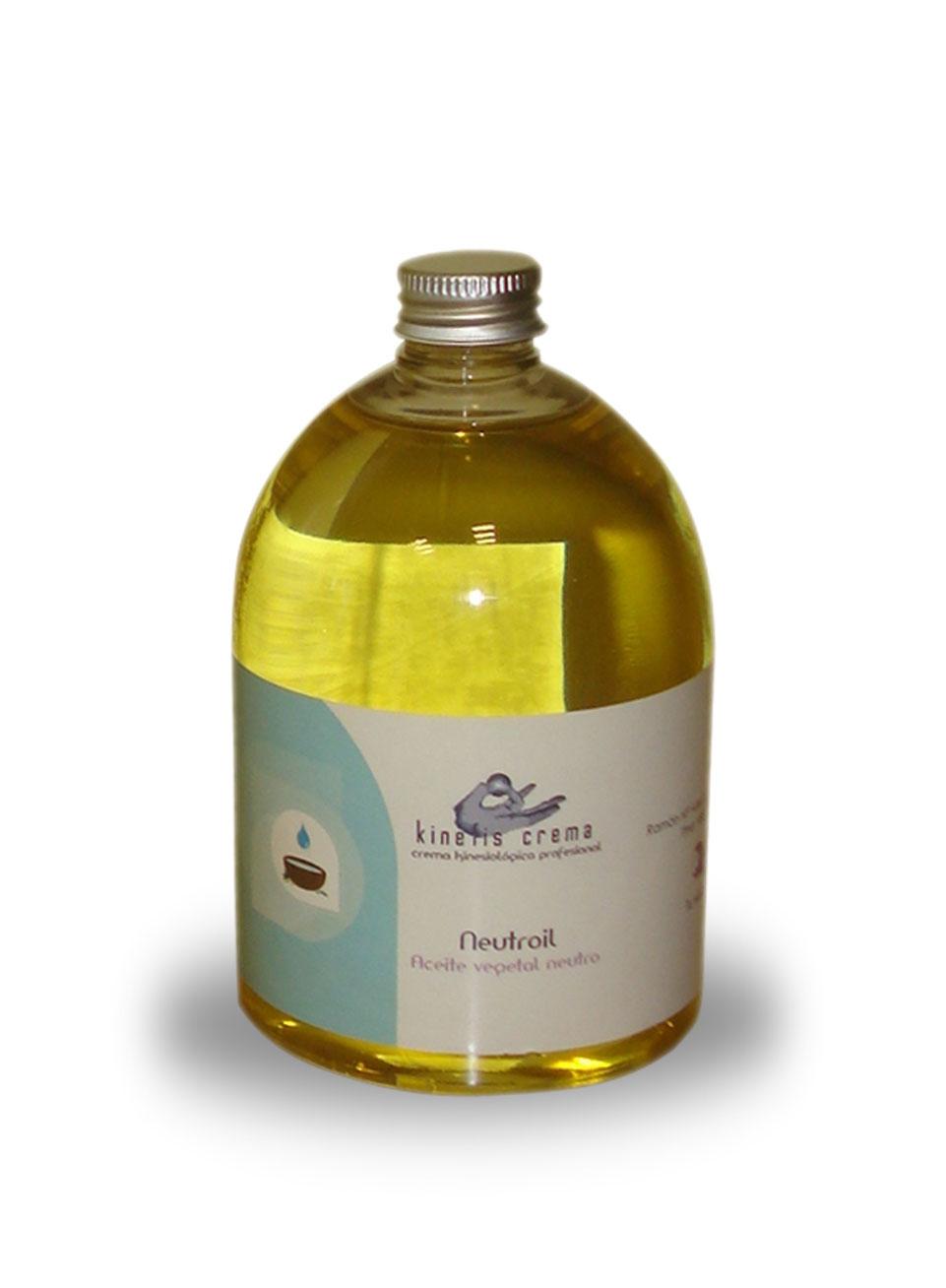 Aceite Neutro de masaje en envase de 500 ml con dosificador (V1410140)