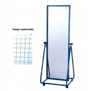 Espejo movil cuadriculado ref espejos for Espejo en el movil
