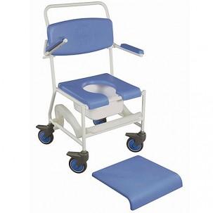 Silla de ruedas para ducha con inodoro uppingham tienda for Ducha para inodoro