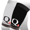 Compressport Forquad - Compresión Selectiva Cuádriceps - Color Blanco o Negro