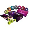 Kit Zumba Fitness Exhilarate: 7 DVD + 2 Pesas