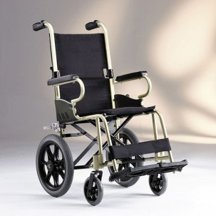 Silla de ruedas de viaje de aluminio transit sillas de - Sillas de viaje ...