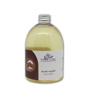 Aceite de Chocolate Kinefis 500 ml con dosificador