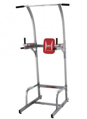barra fija para dominadas power tower ejercicios de pectorales brazos espalda hombros o. Black Bedroom Furniture Sets. Home Design Ideas