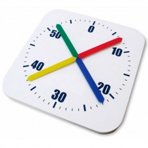 Reloj cron metro pared piscina mobiliario acu tico for Cronometro piscina decathlon