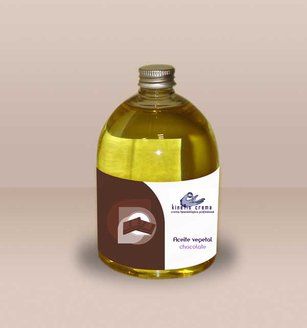 Aceite de chocolate Kinefis 500ml con dosificador (V1410235)