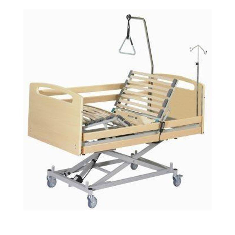 Estructura de cama residencial plus kinefis con somier articulado colchones y complementos - Estructura cama ...