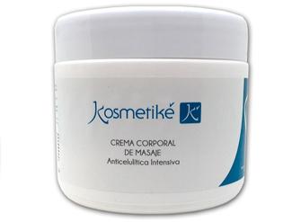 Tratamiento cosmético cuida tu cuerpo kosmetiké: crema..
