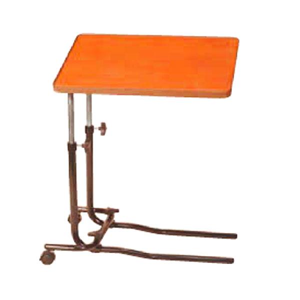 Mesa auxiliar para cama silla con 2 ruedas mesillas - Mesa auxiliar cama ...